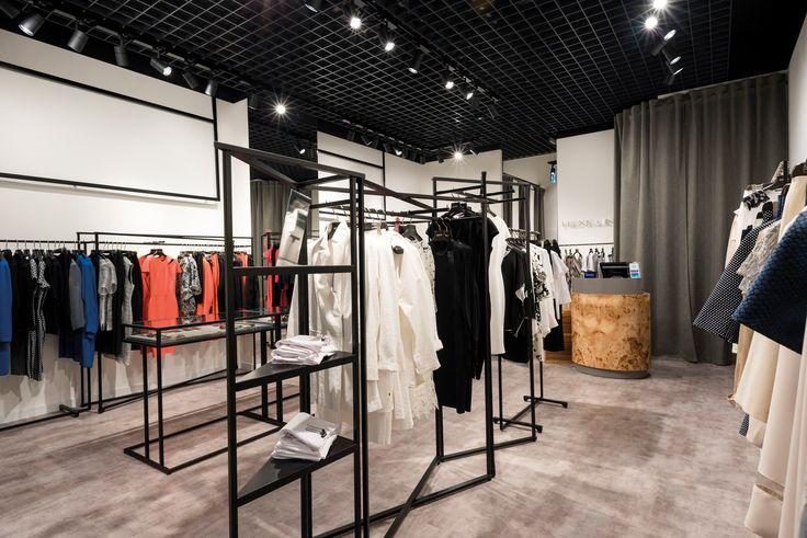 Fashion store lighting, Track Light & Rail Lighting, HEXELINE, Track Light Citizen