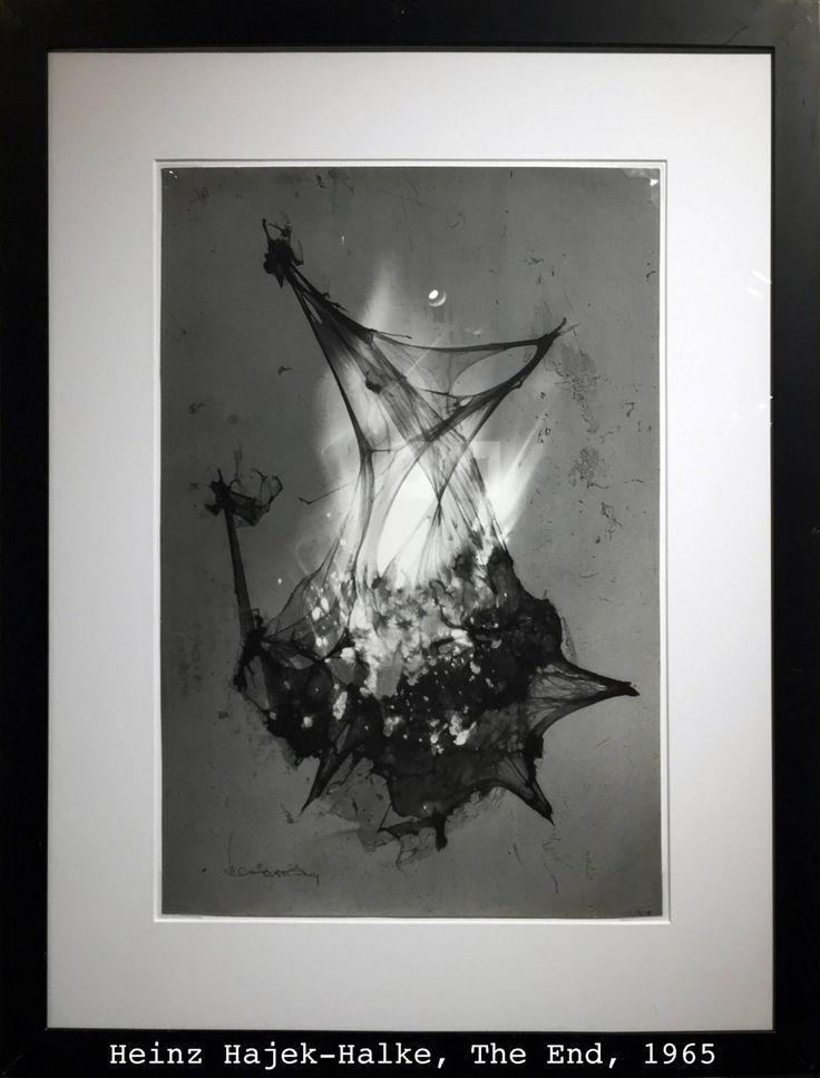 Heinz Hajek-Halke, The End, exhibition in Galleria Carla Sozzani Milano