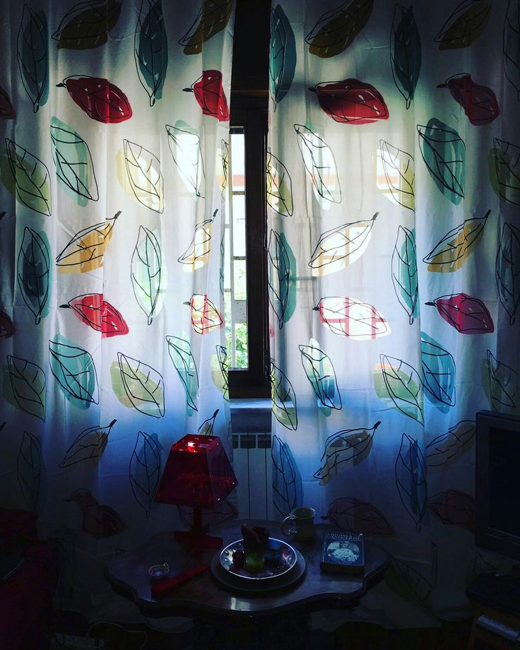 Colors #leaves #colored #home #living #inspiration #light