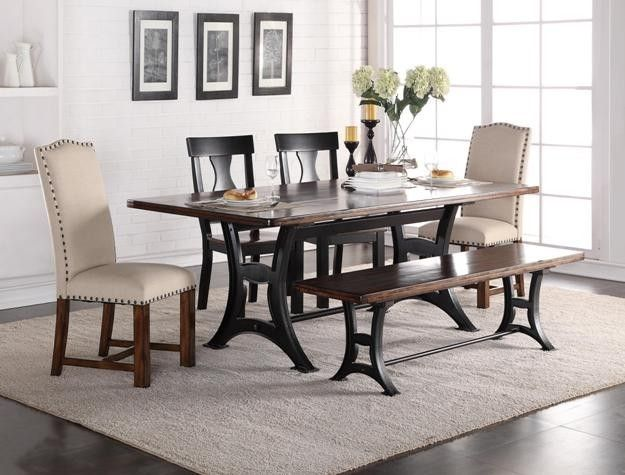 Shop For Crown Mark Astor Bench And Other Dining Room Benches At Winner Furniture In Louisville Owensboro Radcliff KY