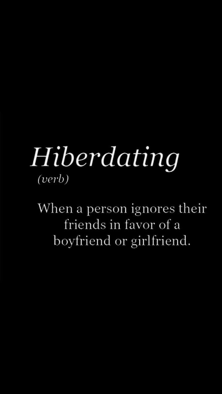 Hiberdating.