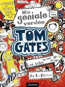 Tom GatesMin geniale verden