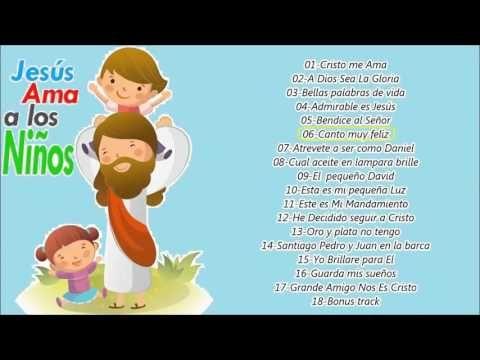 Música Cristiana Para Niños - Volumen 2 - YouTube