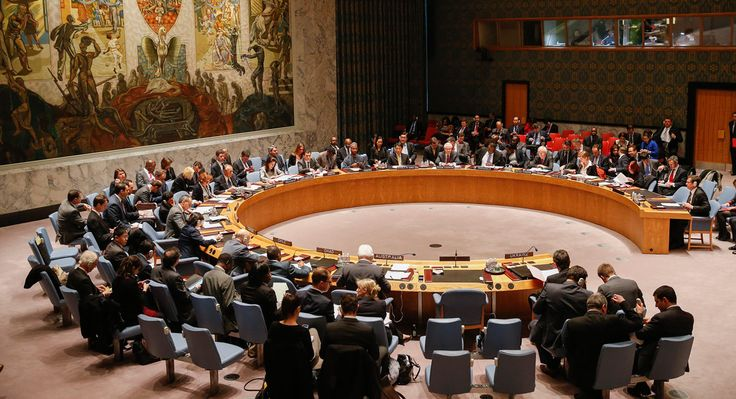 """The United Nations Security Council on Friday adopted a resolution, drafted by France, calling on countries around the world to take """"all necessary measures"""" to fight the Islamic State. Description from yalibnan.com. I searched for this on bing.com/images"""