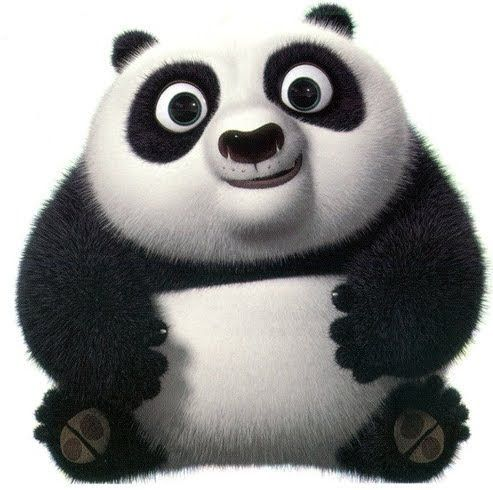 Kung Fu Panda - Baby Po  #awesomemovie