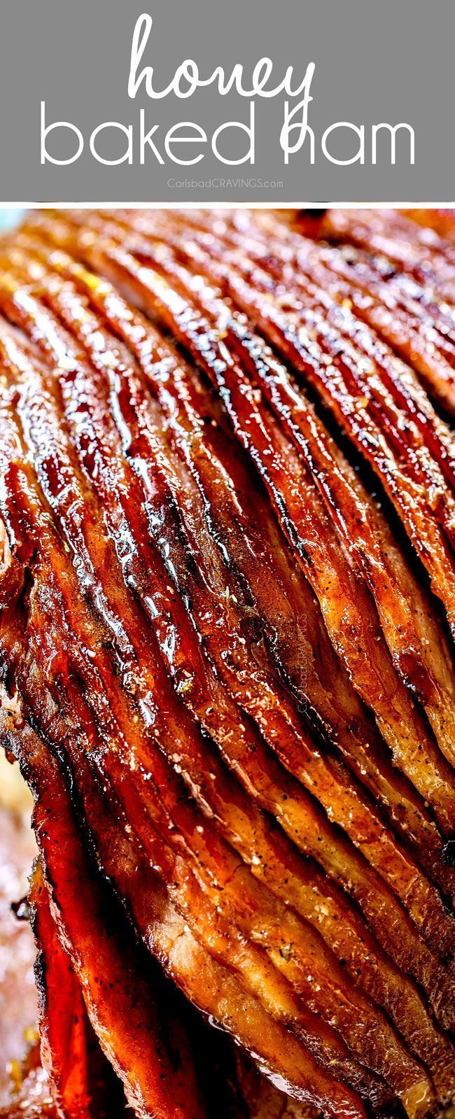 what goes good with honey baked ham