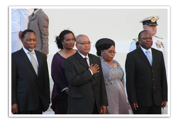 State of the Nation Address 2012