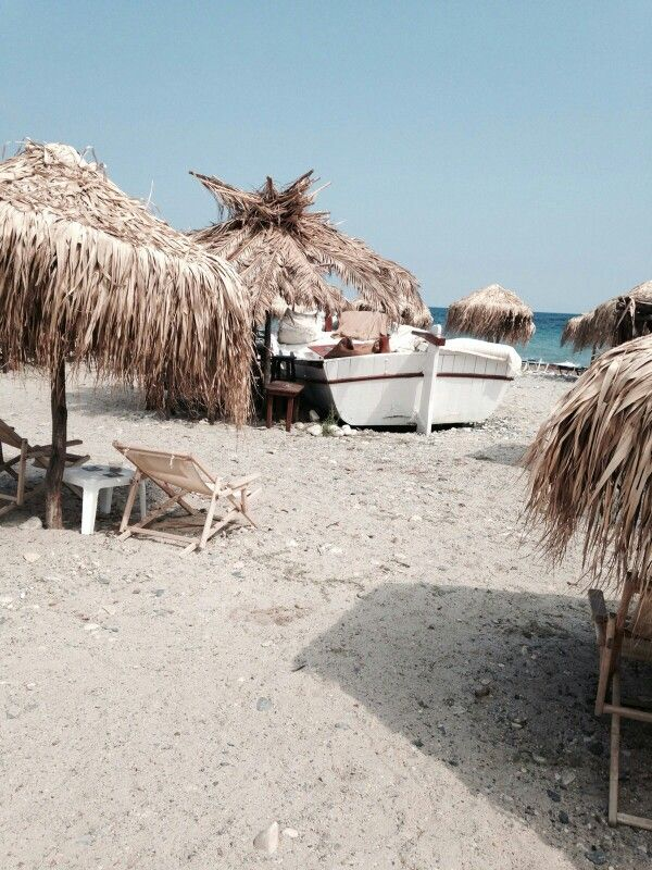 Therma Beach, Samothraki Island