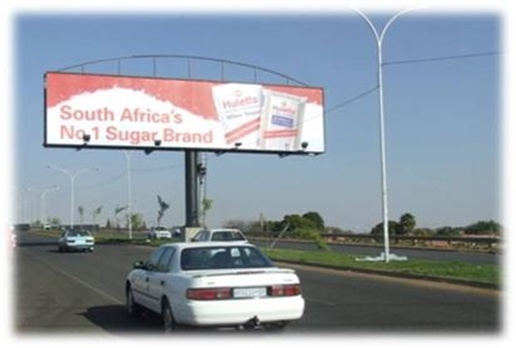 Soshanguve, PTA, Gauteng.    Facing traffic travelling north-west along Commissioner Str (M39) towards Winterveldt from the R80 (John Vorster Dr) which connects The CBD with Soshanguve