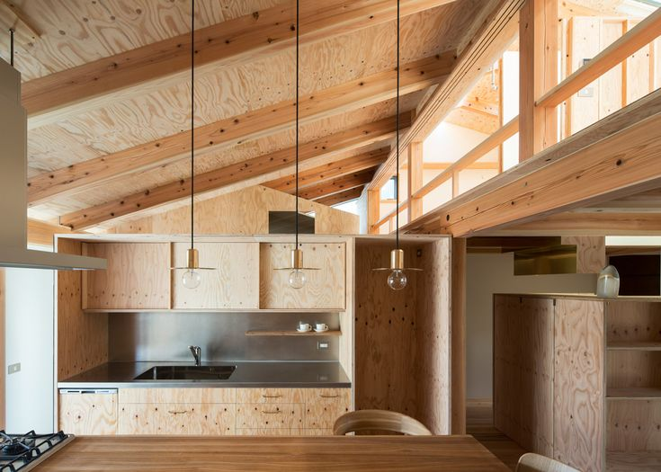 17 Best Images About Plywood Interiors On Pinterest
