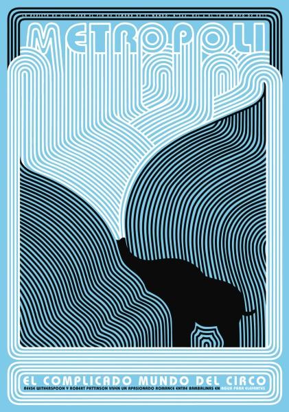 Illustration by Raul Arias - for cover of Metrópoli (magazine of El Mundo); Art direction by Rodrigo Sánchez