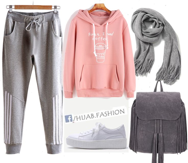 Sporty Outfit Idea For The Gym
