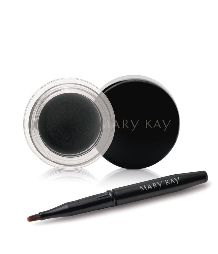Mary Kay Colombia  Delineador en Gel para Ojos Mary Kay® #MomentoExtraordinario #CleverMaryKay #MaryKayColombia #MaryKay