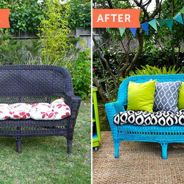 17 Best Ideas About Old Wicker Chairs On Pinterest