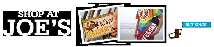 Joe's Crab Shack | Seafood Restaurants | Crab Restaurants