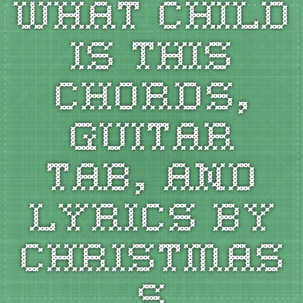 Mandolin mandolin chords what child is this : 1000+ images about playing guitar on Pinterest