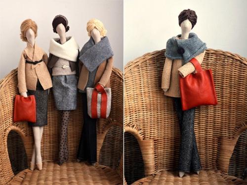 Мода кукол.