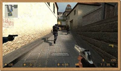 Counter Strike Source PC Games