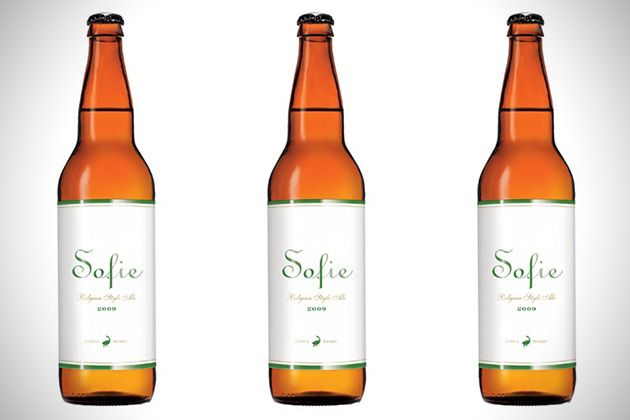 Goose Island Sofie-Favorite Beer by G.I.