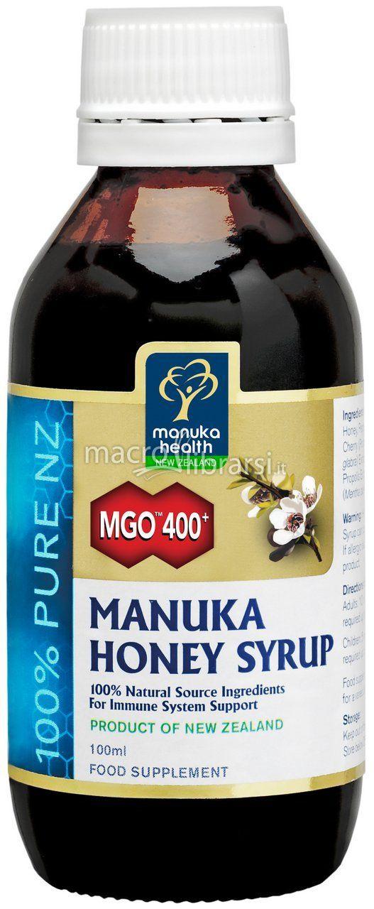 Sciroppo al Miele di Manuka - MGO 400 -   - ★★★★