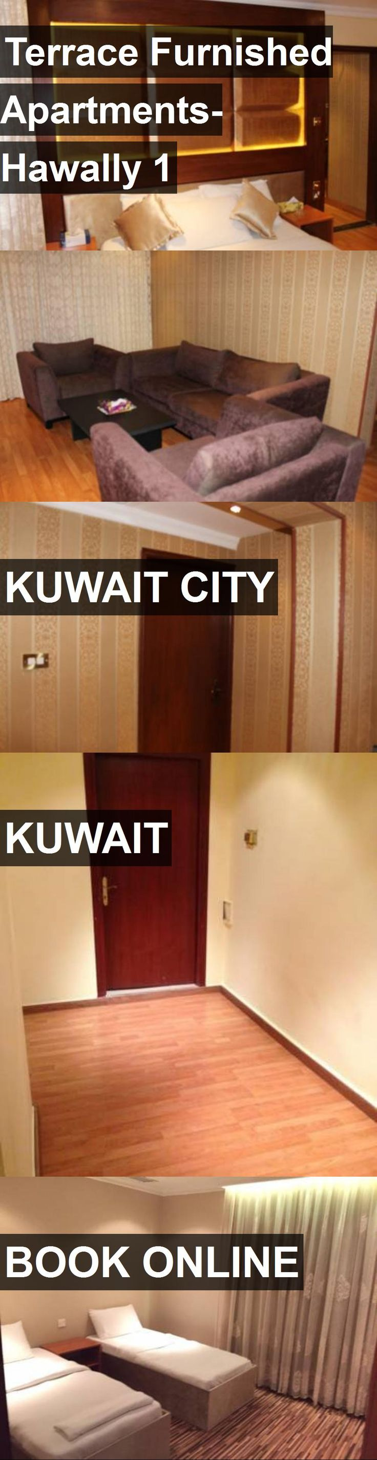 Terrace Furnished Apartments- Hawally 1 in Kuwait City, Kuwait. For more information, photos, reviews and best prices please follow the link. #Kuwait #KuwaitCity #travel #vacation #apartment