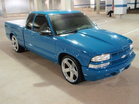 2003 Chevrolet S10 $6,000 Possible Trade - 100526230 | Custom Low Rider Classifieds | Low Rider Sales