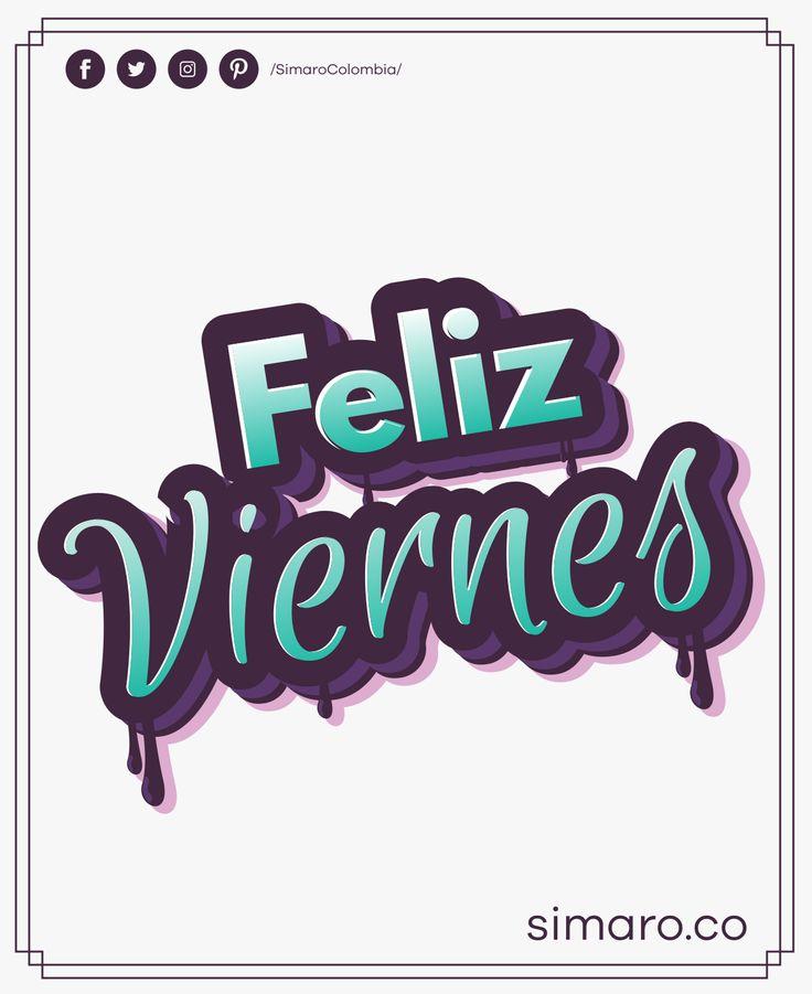 Buen Viernes y Feliz Fin de Semana http://simaro.co/ @SimaroColombia #SimaroColombia #FelizViernes #HappyFriday #FelizFinDeSemana #Weekend #SimaroCo  #LoEncontramosPorTi #SimaroBr  #SimaroMx  #TiendaOnline #Diversion #Novedades #Compras #Regalos #Descuentos #ECommerce