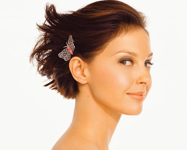 L Hairstyles For Short Hair: 19 Best Images About Short Haired Pin Up On Pinterest