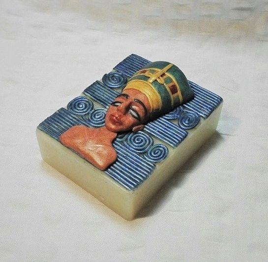 Nefertiti. It's so ridiculously ugly :-)