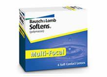 SofLens Multi-Focal contactlenzen maken het mogelijk om goed te zien op alle afstanden en maken een leesbril overbodig.