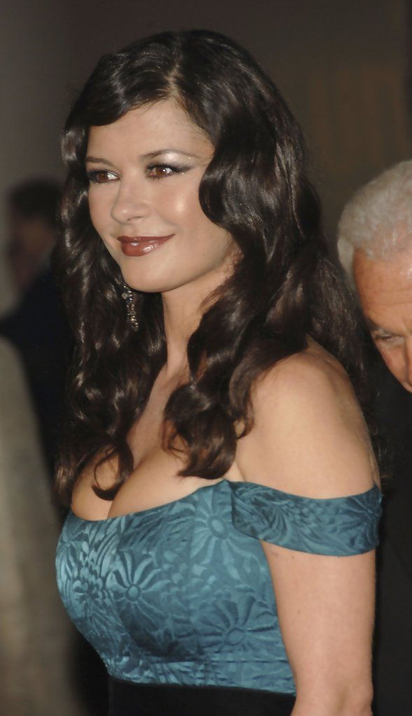Photo Collection Catherine Zeta Jones Women