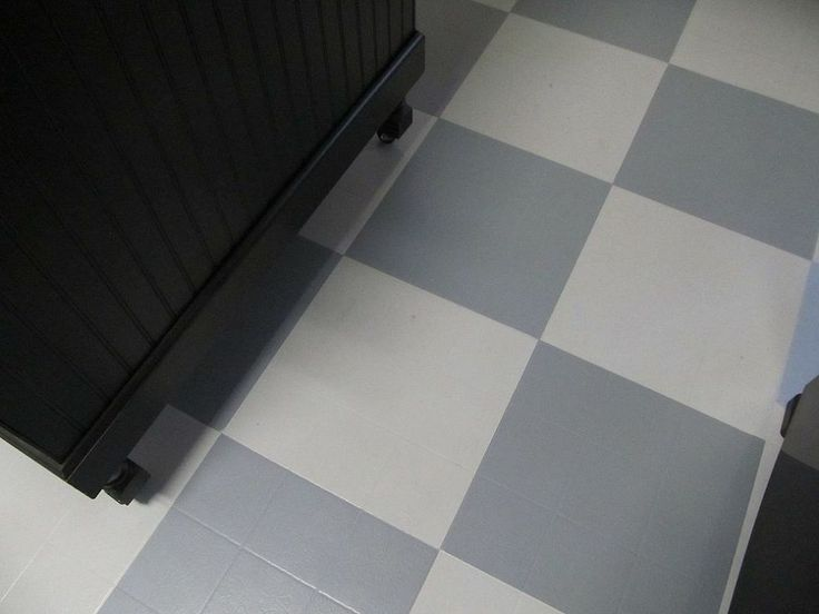 52 best paint for bathroom floor images on pinterest for Paint for linoleum floors in bathroom