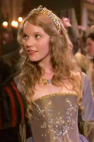Tamzin Merchant in The Tudors