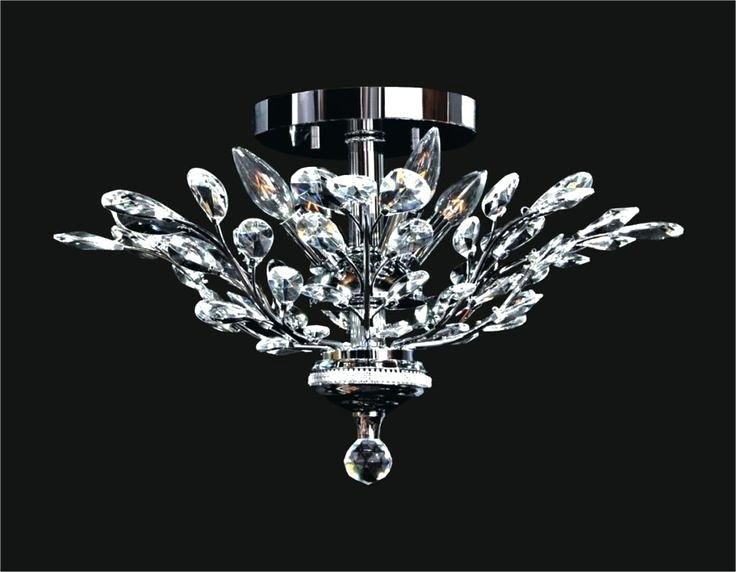 Chandeliers For Low Ceiling Impressive Best Lighting Ideas