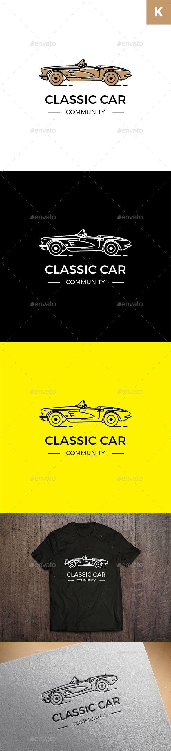 Classic Car Community Logo