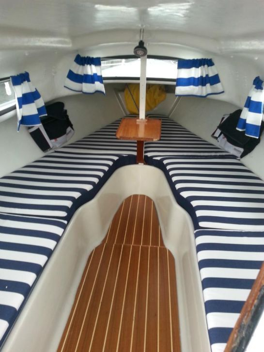 17 beste idee n over zeilboot interieur op pinterest for Interieur 70 jaren