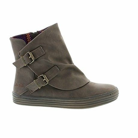 Blowfish Women's Oil Boots Brown Size: 4