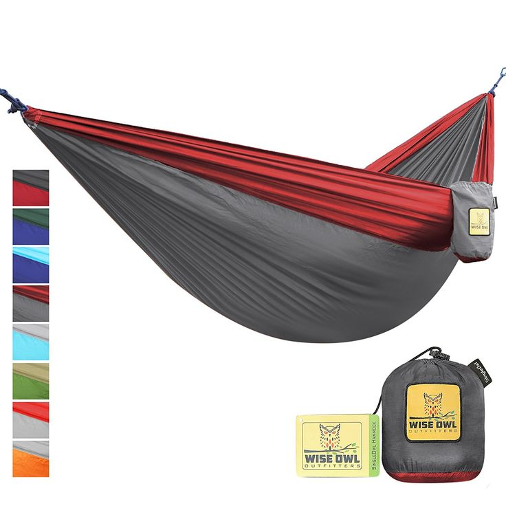 The Ultimate Single Camping Hammocks- The Best Quality Camp Gear For Backpacking Camping Survival
