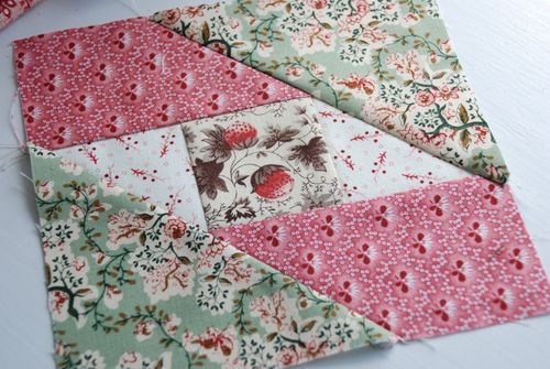 Quilt Block - I really like this block!