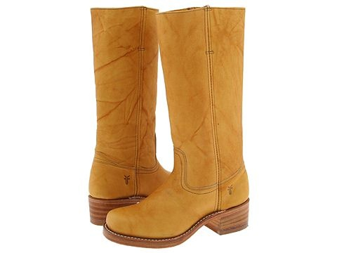 My dream boots...Frye!