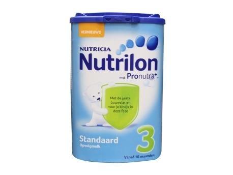aanbieding nutrilon standaard 2