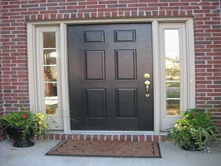 Dark Red Front Door 33 best home: curb appeal images on pinterest | front door colors