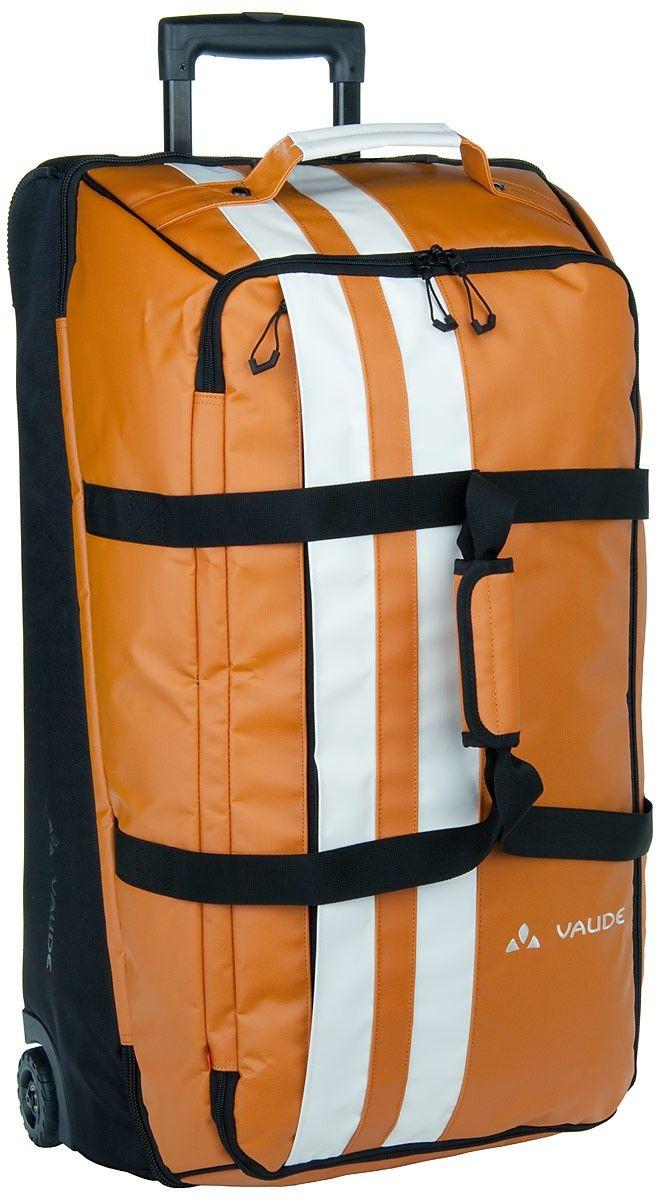 Vaude Tobago 90 Orange - Rollenreisetasche