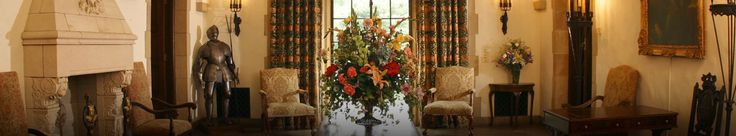 Graylyn Estate located in Winston Salem. Sophisticated conference facility and an enchanting, Historic residence. Beautiful grounds and gardens are breathtaking.  Click on the website for more on what this estate has to offer, and historical information.