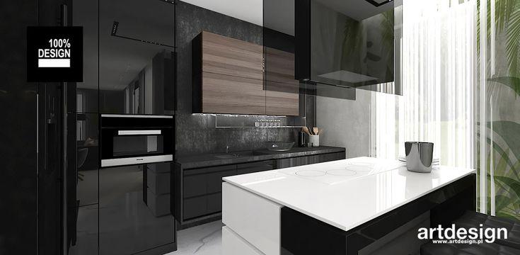 KEEP THE BALL ROLLING   Wnętrza apartamentu   projekt kuchni