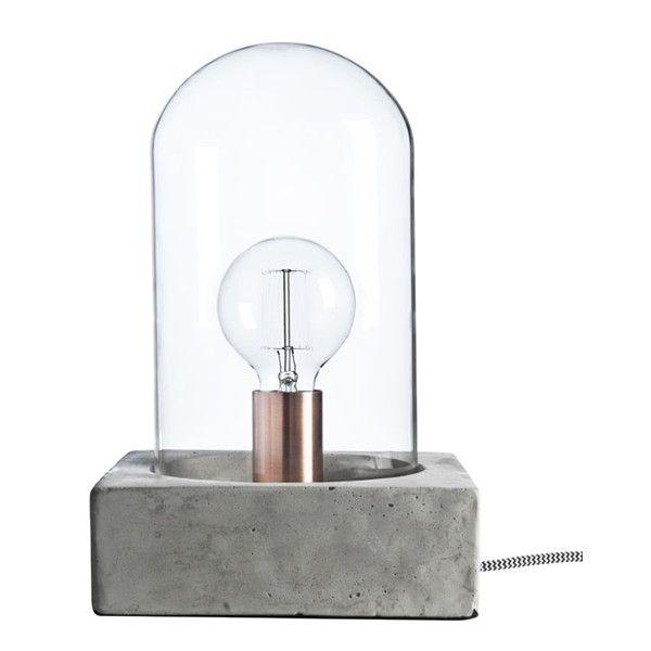 Belysning / Bordslampor / Betong Buddy / Lyktan Bankeryd - Bergmans möbler
