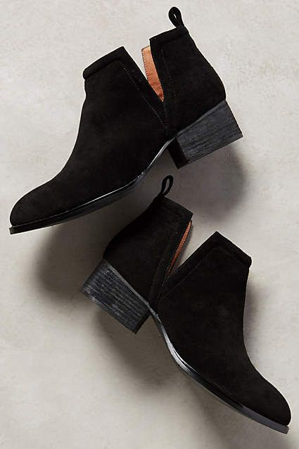 Jeffrey Campbell Muskrat Booties - anthropologie.com