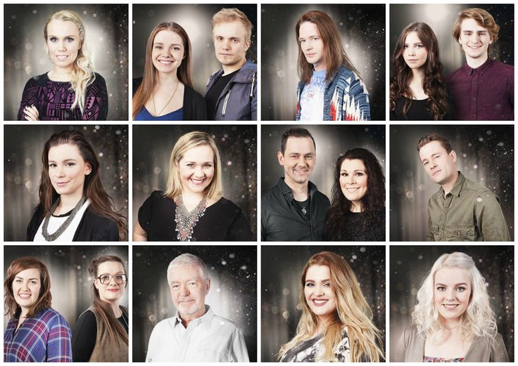 #Eurovision 2016 / Iceland / Semi-Finalists