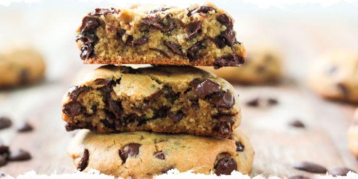 Ama chocolate? Então vai adorar esta receita de cookies com gotas de chocolate. Acesse o WESTWING e faça você também.