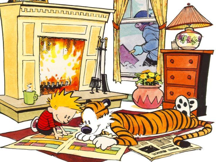 Lazy Sunday Comics Calvin And Hobbes Calvin And Hobbes Wallpaper Calvin And Hobbes Comics